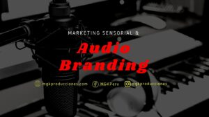 marketing sonoro audio branding